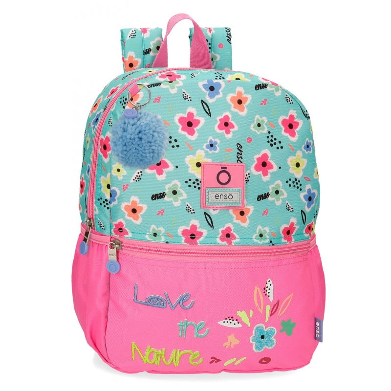 Mochila de Paseo Enso Love the Nature