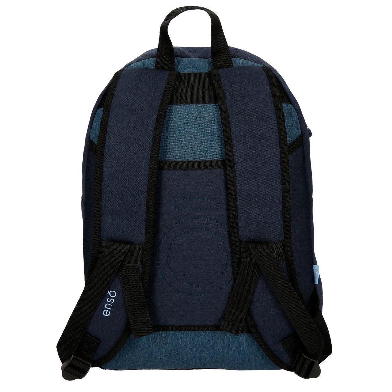 Mochila Portaordenador Enso Blue