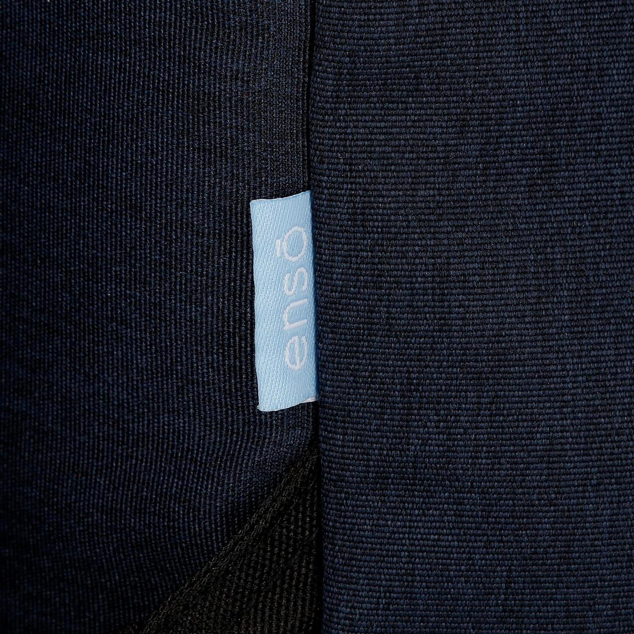 Mochila Doble Compartimento Enso Blue
