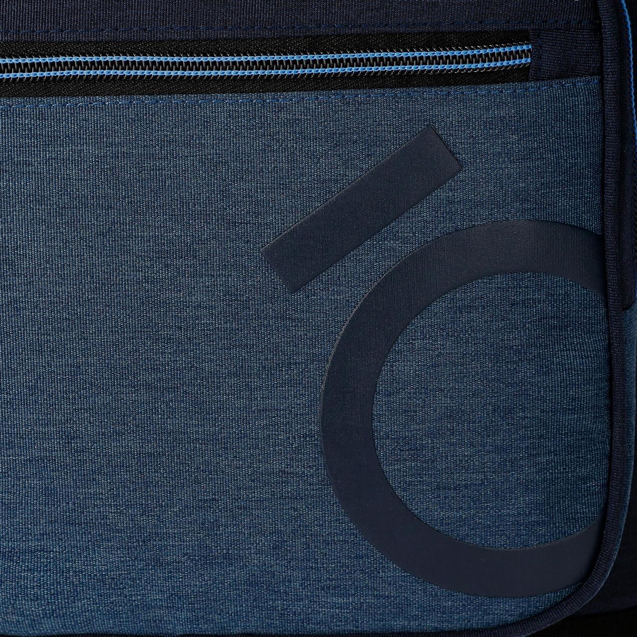 Estuche Enso Blue Tres Compartimentos