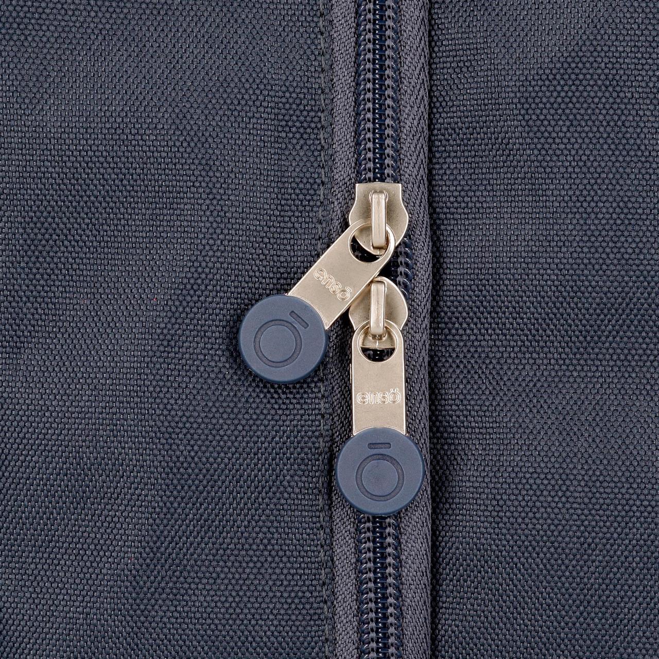 Mochila doble compartimento Enso Basic Azul