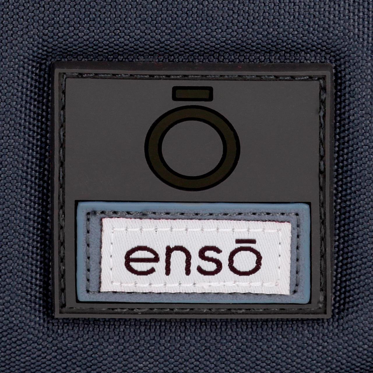 Porta Flauta Enso Basic Azul