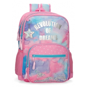 Mochila Movom Revolution Dreams Doble Compartimento