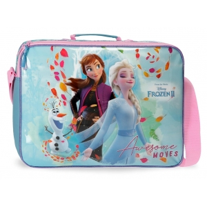 Cartera Escolar Frozen Awesome Moves