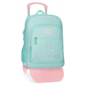 Mochila 42cm con carro Movom Authentic