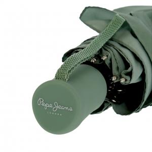 Paraguas Pepe Jeans Luma Doble Automático Verde