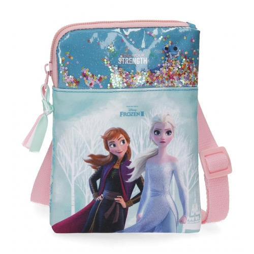Bandolera Frozen Find Your Strenght Plana