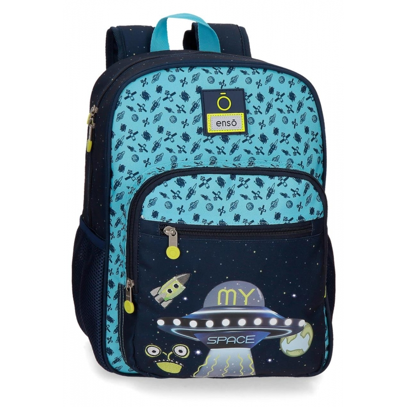 Mochila Escolar Enso My Space