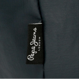 Neceser Pepe Jeans Factory Doble Compartimento Adaptable