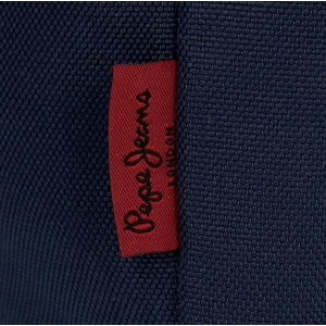 Neceser Pepe Jeans Andy Doble Compartimento Adaptable