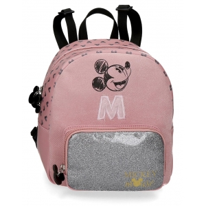 Mochila Infantil Mickey The Blogger