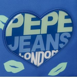 Mochila Escolar Pepe Jeans Ruth con Carro