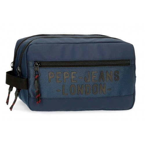 Neceser Adaptable Pepe Jeans Bromley Azul