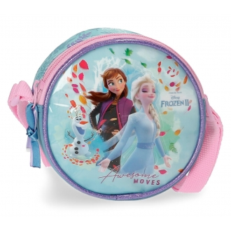 Bandolera Frozen Awesome Moves Redonda