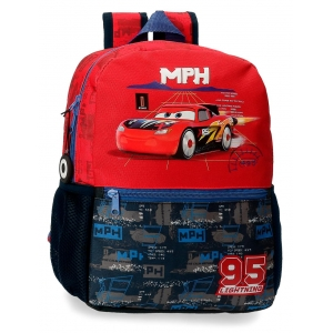 Mochila Cars Rocket Racing 32cm