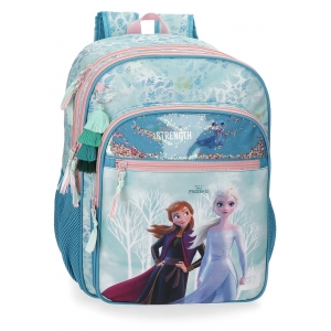 Mochila Escolar Frozen Find Your Strenght 42cm