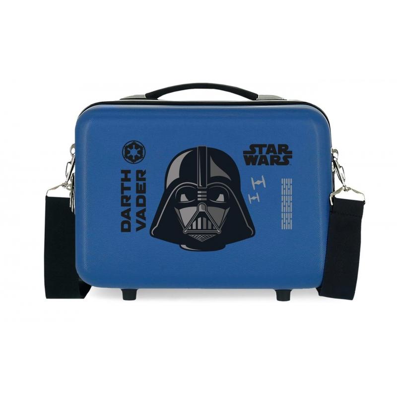 Neceser ABS Star Wars Darth Vaider Adaptable Azul