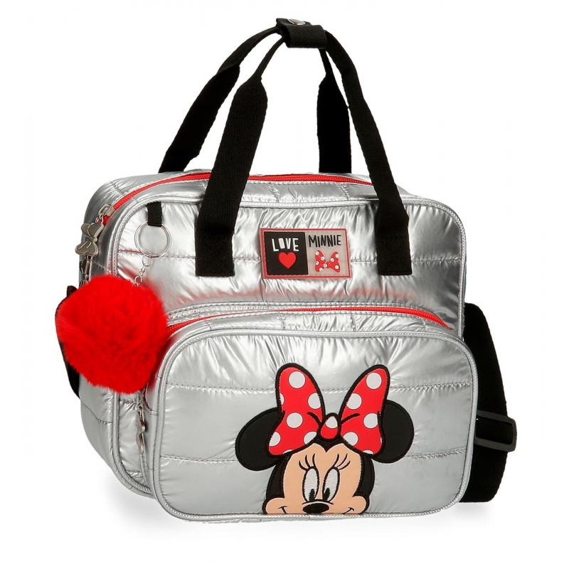 Neceser Minnie My Pretty Bow con Bandolera