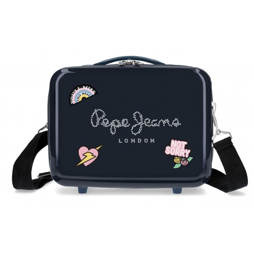 Neceser ABS Pepe Jeans Emi Adaptable